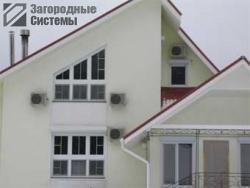 Кондиционирование загородных домов