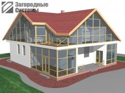 Проектирование внутреннего интерьера дома с учетом всех коммуникаций