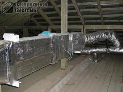 Особенности системы вентиляции