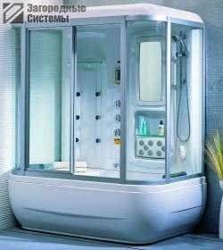 Ванная, душевая кабина или гидробокс?