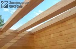 Ремонт деревянных перекрытий