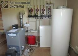 Оборудование для отопления загородных домов